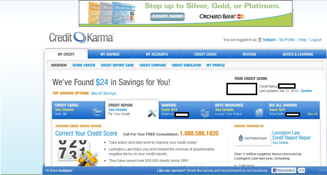 Free Credit Karma Credit Scores | Autos Post