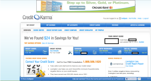 my credit karma report